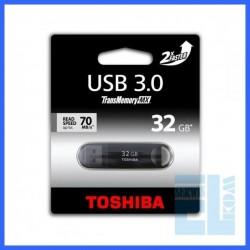 PENDRIVE USB 3.0 32GB TOSHIBA SUZAKU CZARNY