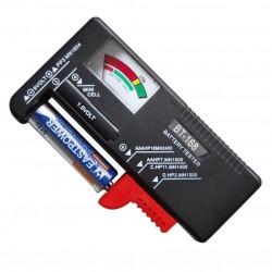 Tester baterii z wskaźnikiem analogowym BT168 DO PONAD 12 TYPÓW BATERII