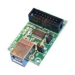 MODUŁ EM212 INTERFEJS KONWERTER USB-RS232 (TTL) - PROGRAMOWANIE KOMUNIKACJA przez USB