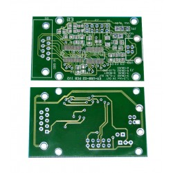 Płytka drukowana INTERFEJS KONWERTER EM USB-RS232 COM EM213