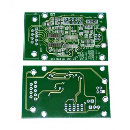 INTERFEJS KONWERTER EM USB-RS232 COM