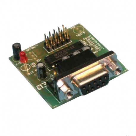 Interfejs konwerter RS232 - TTL MAX3232 3,3V - 5,5V EM209 MODUŁ