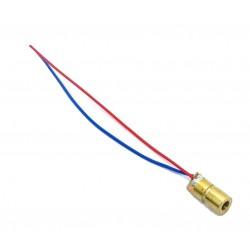 LASER MODUL 3V-5V 5mW 650nm /AK5971
