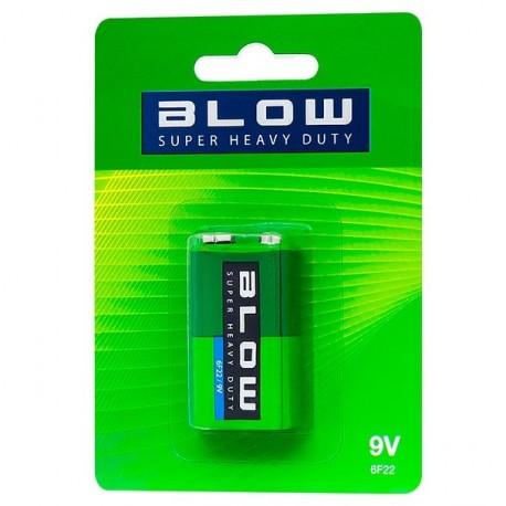 BATERIA 9V 6F22 BLOW HEAVY DUTY blister