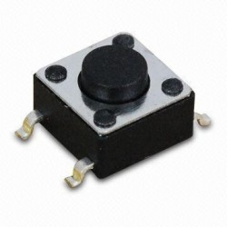 MIKROPRZYCISK Tact switch SMD H-8mm 4,5mm 4-P