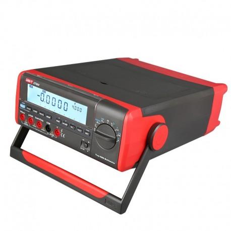 MIERNIK CYFROWY MULTIMETR LABORATORYJNY UT804 UNI-T RS232 USB