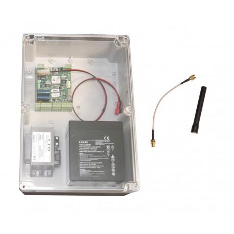 BasicGSM-PS2 MODUŁ POWIADOMIENIA I STEROWANIA GSM ZESTAW ROPAM