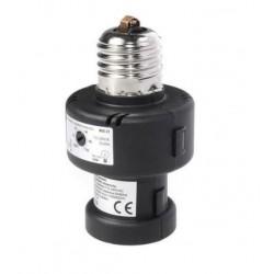Oprawa żarówki z czujnikiem zmierzchu timer MCE21