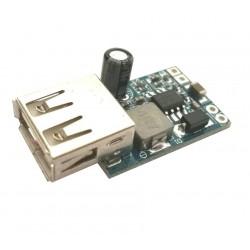 Przetwornica napięcia Step-Down MP1584 5V 2A USB GNIAZDO MODUŁ