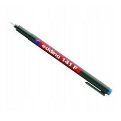 Marker Pisak do rysowania ścieżek 0.6mm NIEBIESKI EDDING