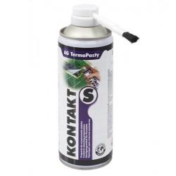 KONTAKT SPRAY S 400ml AG Z SZCZOTECZKĄ Zabezpieczający i czyszczący styki