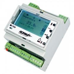 LCD-HMI-D4M PANEL HMI NA SZYNĘ DIN 4MODUŁY KOMPAT. BASICGSM2, MULTIGSM2 (BEZ PS)