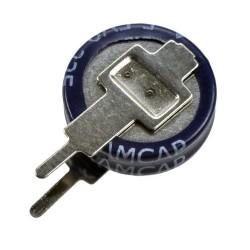 KONDENSATOR 1F 5,5V GOLD CAP SUPERKONDENSATOR R-5mm PIONOWY