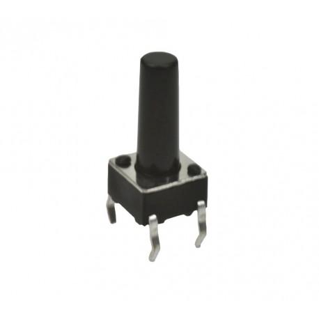 MIKROPRZYCISK 6x6mm h-13,5mm przycisk 9,5mm 4-P