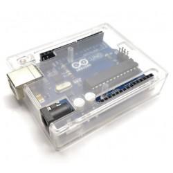 MODUŁ Obudowa Clear do modułu Arduino UNO TYP2