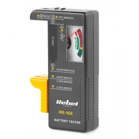 TESTER BATERII REBEL RB-168 ANALOGOWY