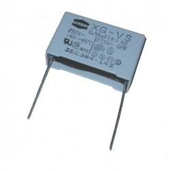 KONDENSATOR 560nF 275VAC MKP 27,5mm 10% TEAPO POLIPROPYLENOWY