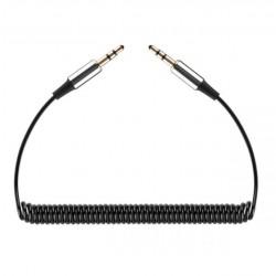 Kabel Audio Jack 3,5 mm WTYK - WTYK SPIRALA 100cm Rebel