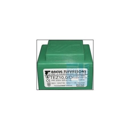 TRANSFORMATOR SIECIOWY TEZ 10/D 230V 18V