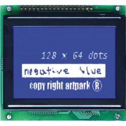 WYŚWIETLACZ GRAFICZNY LCD 128x64 C W/B