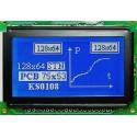 WYŚWIETLACZ GRAFICZNY LCD 128x64 H BHW W/B