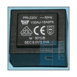 TRANSFORMATOR SIECIOWY 2VA 230V 12V 167mA