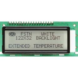 WYŚWIETLACZ GRAFICZNY LCD 122x32 K/W