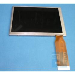 """PANEL LCD TFT 3,5"""" 480x234 KOLOROWY RGB podświetlenie LED, z wejściem composite VIDEO"""