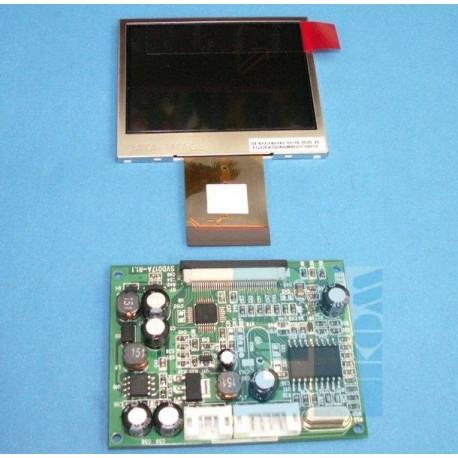"""PANEL LCD TFT 2,4"""" 160x234 KOLOROWY RGB podświetlenie LED, z wejściem composite VIDEO"""