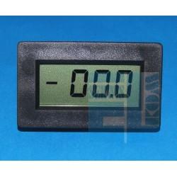 WOLTOMIERZ PANELOWY PMLCD-L PM428/438 200mV LCD 3,5 cyfry - MODUŁ