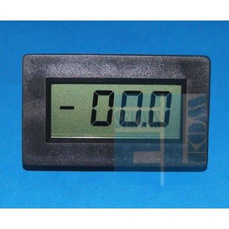WOLTOMIERZ PANELOWY PMLCD-L PM428 200mV LCD 3,5 cyfry - MODUŁ