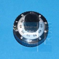 POKRĘTŁO LICZNIK OBROTÓW 10-OBROTOWY OŚ 6mm