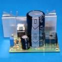 Zasilacz regulowany 1.5 - 35V 1.5A - Moduł z radiatorem