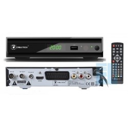 TUNER CYFROWY DVB-T MPEG4 HD DO TV CYFROWEJ /0083
