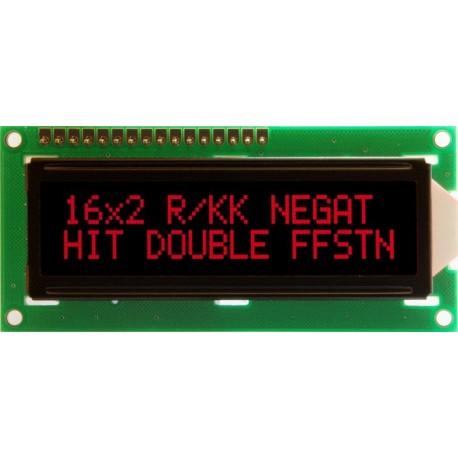 BLACKLINE WYŚWIETLACZ LCD 2x16 E DLR R1K CYRYLICA 16x2 FFSTN