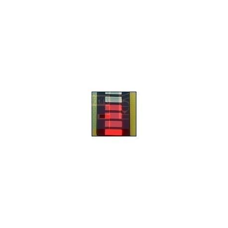 LINIJKA DIODOWA AS1025 RED - BARGRAF