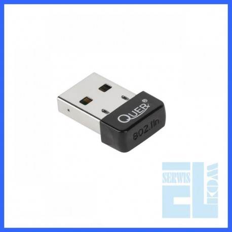 KARTA SIECIOWA WIFI ADAPTER MINI 802.11 b/g/n USB