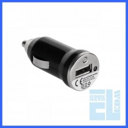 ŁADOWARKA SAMOCHODOWA MLIFE USB 1A BASIC /ML0392