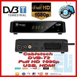 NOWOŚĆ TUNER CYFROWY DVB-T T2 MPEG4 HD DO TV CYFROWEJ / URZ0323
