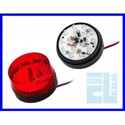 SYGNALIZATOR OPTYCZNY LED CZERWONY HC-05 /26-424