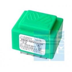TRANSFORMATOR SIECIOWY TEZ 4.0/D 230V 2x 9V 4W