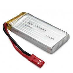 AKUMULATOR Li-Polymer 680mAh 3,7V JST do DRONÓW 43x24x8,5
