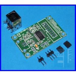 INTERFEJS KONWERTER USB-RS232 (TTL) - PROGRAMOWANIE KOMUNIKACJA przez USB - MODUŁ EM212