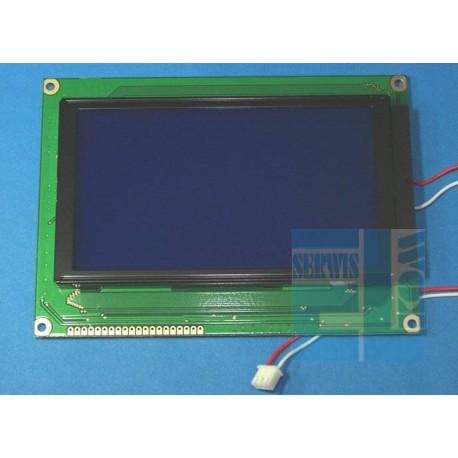 WYŚWIETLACZ GRAFICZNY WG240128 B TMITZ - 240x128 BIAŁE LED NEGATYW BLUE GENERATOR ZNAKÓW T6963