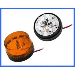 SYGNALIZATOR OPTYCZNY LED POMARAŃCZOWY HC-05