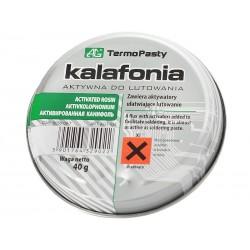 KALAFONIA AG 40g AKTYWNA DO LUTOWANIA LUTOWNICZA