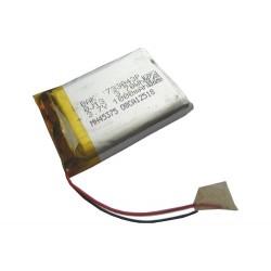 AKUMULATOR OGNIWO Li-Polymer 1050mAh 3,7V 49x45x5mm