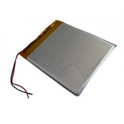 AKUMULATOR OGNIWO Li-Polymer 2500mAh 3,7V