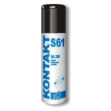 KONTAKT SPRAY S61 100ml MC Zabezpieczający i czyszczący styki