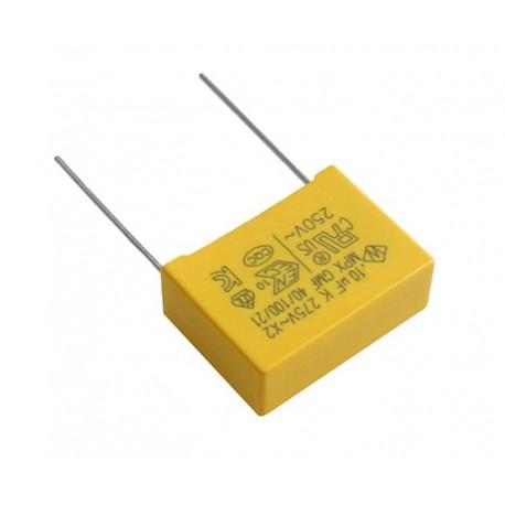 KONDENSATOR 100n 275VAC MKP X2 R-15mm